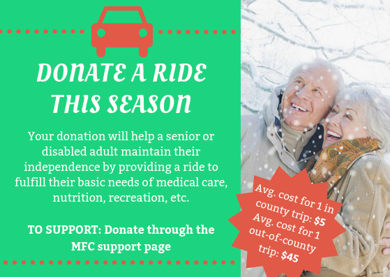Senior Holiday Donate