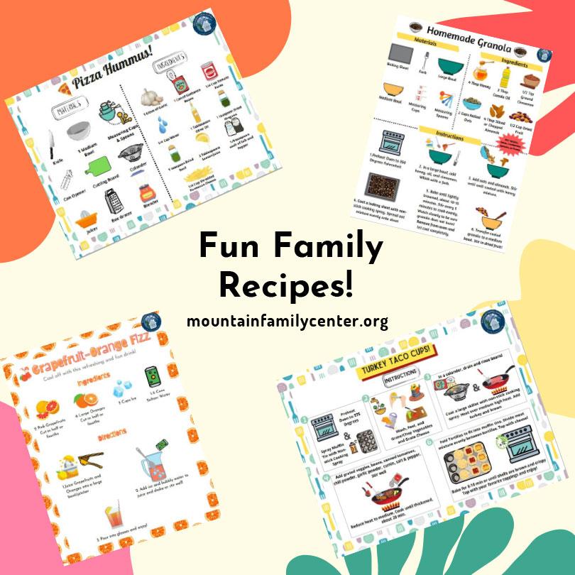 Family Fun Recipes