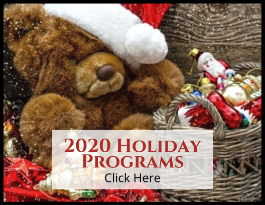 Holiday Programs 2020